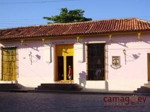 Huis uit de Spaanse colonietijd in Camagüey.
