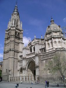 Toledo kathedraal Santa Maria