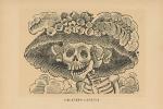 La Catrina; Día de los muertos'dag van de doden; feesten in Mexico; Spaans leren met liedjes
