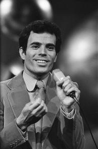 Julio Iglesias Eurovisiesongfestival Amsterdam 1970