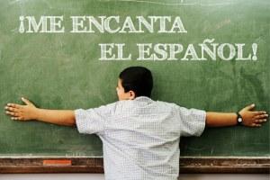 me gusta el español ik vind Spaans leuk
