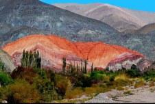 Argentina JUJUY Purmamarca Cerro de los 7 colores