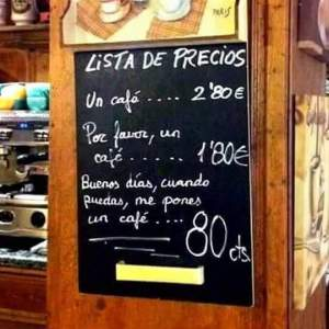 taaltips om in Spanje uit te eten
