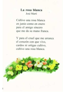 José-Martí-La-rosa-blanca-cubaanse-dichters