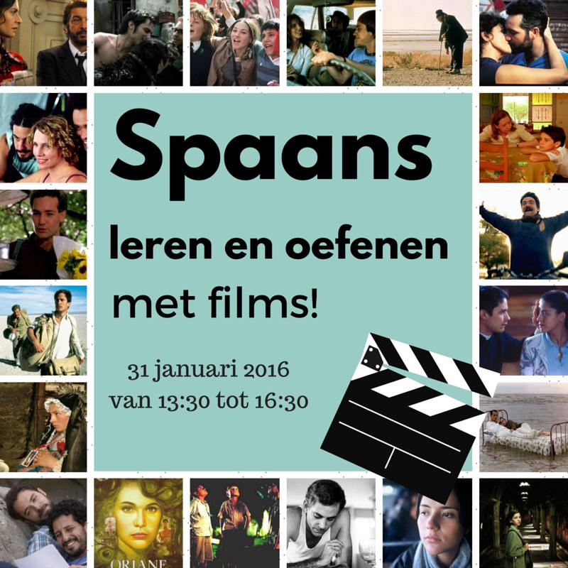 Spaans leren met films